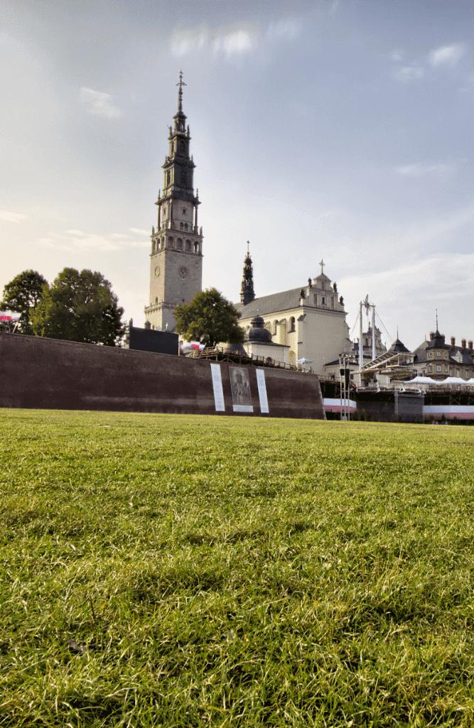Jasna Gora Klasztor Paulinow w Czestochowie 1