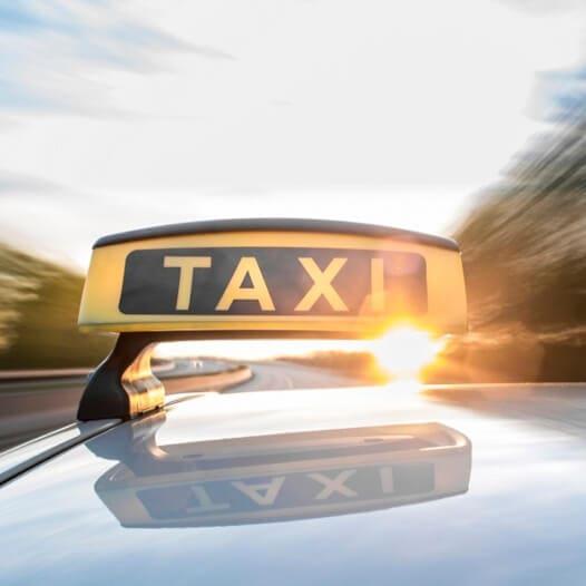 przejazd taksowka