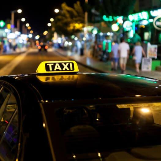 taxi noc